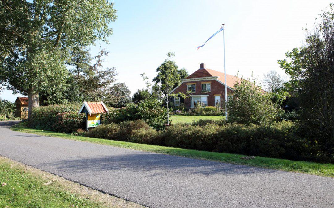 Kippenboerderij in Winschoten